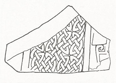 Dunino Church Pictish stone