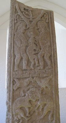 St Andrews Pictish stones