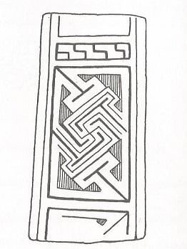 Invermay Pictish Cross