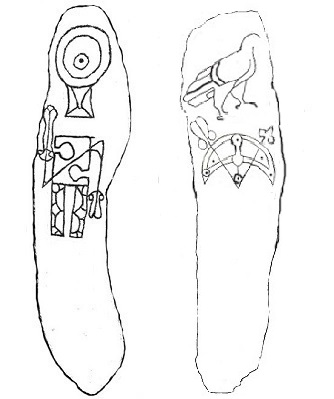 Dandaleith Pictish Stone