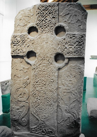 Meigle Pictish Stones